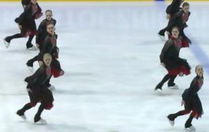 Hevelius Cup w łyżwiarstwie synchronicznym. Kibice byli mimo biletów