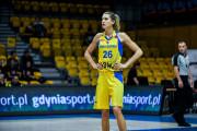 Spar Citylift Girona - Arka Gdynia. Sonja Greinacher: Odbić się i złapać oddech