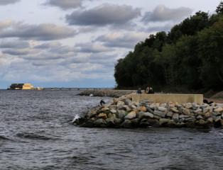 Bulwar na Oksywiu pozostanie dostępny po częściowym zagrodzeniu