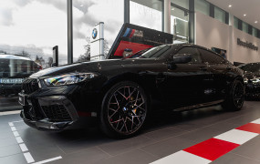 BMW M8 Gran Coupe w ofercie Bawarii Motors Gdańsk