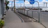 Gdynia: do końca września ułatwienia dla rowerzystów przy dworcu