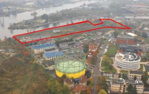 Gazownia chce sprzedać prawie pięć hektarów na Młodym Mieście