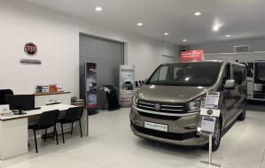 Odświeżony salon, CNG i wyprzedaż rocznika w Auto-Mobil Fiat Professional