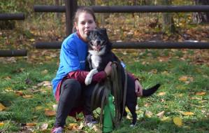 Pies Miecio: nie miał łatwego życia