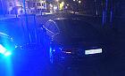Nocny pościg za nieletnim kierowcą audi