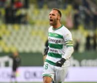 Lechia Gdańsk - Piast Gliwice 1:0. Paixao nie strzelił karnego, ale dał wygraną