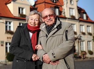 Honorowe obywatelstwo Gdańska dla małżeństwa Kiszkisów