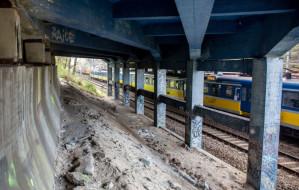Wkrótce rozpocznie się kolejny etap prac przy wiadukcie nad torami w Sopocie