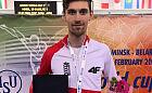 Dawid Burzykowski triumfował w Pucharze Świata neo-seniorów w łyżwiarstwie szybkim