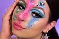 InstaTrójmiasto: kayleen_beauty. Mistrzyni fantazyjnych makijaży
