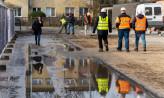 Lepsze warunki dla pieszych przy SKM Chylonia