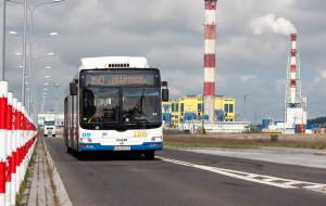 Gdynia: więcej autobusów w okolicach elektrociepłowni