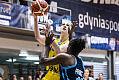 Dynamo Kursk - Arka Gdynia 64:58 w ostatnim meczu Euroligi koszykarek