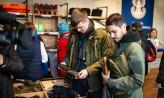 Kup powojskowy sprzęt w centrum Gdyni