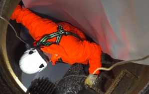 Roboty i podziemne kamery - tak sprawdzają kanalizację