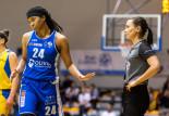 Ślęza Wrocław - AZS UG Gdańsk 97:92. Coraz bliżej spadku z Energa Basket Ligi Kobiet