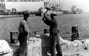 Gdynia - 62 lata później