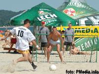 Ruszają turnieje na plaży