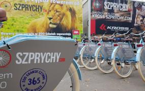 30 rowerów dla zoo od Szprychy.com