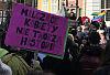 16. Manifa na ulicach Gdańska