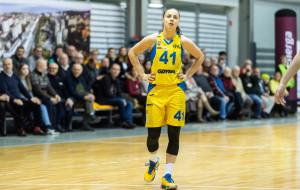Pierwsza... Barbora Balintova, koszykarka Arki Gdynia. Piłka zamiast lalki Barbie