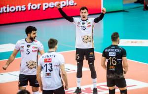 Trefl Gdańsk - Aluron Zawiercie 3:0. Puchar Polski siatkarzy odwołany