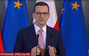 Premier: wprowadzamy w Polsce stan zagrożenia epidemicznego