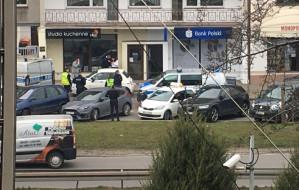 Napad na bank w Gdyni