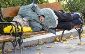 Chcą uchronić bezdomnych przed epidemią koronawirusa