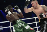 Izu Ugonoh z boksu do MMA. Były pięściarz zawalczy dla federacji KSW