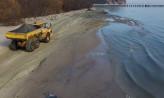 Plaża w Orłowie będzie o 40 metrów szersza