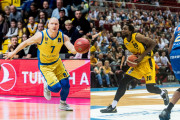 Najlepsi koszykarze Trefla Sopot i Asseco Arki Gdynia w rankingu czytelników