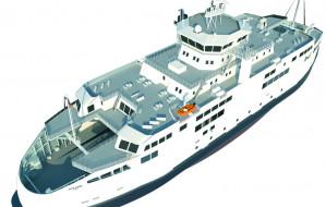 Remontowa Shipbuilding buduje prom dla BC Ferries