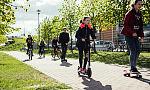 Rowerem do szkoły po zakończeniu pandemii