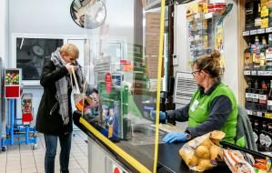 Wytyczne, jak bezpiecznie robić zakupy