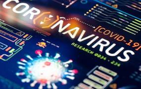 Sztuczna inteligencja pomoże w walce z COVID-19?
