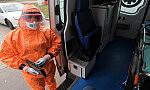 Tak wygląda transport osoby zakażonej koronawirusem
