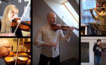 Muzycy Filharmonii Bałtyckiej grają...