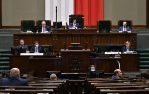 Korespondencyjne wybory prezydenckie. Sejm przyjął ustawę