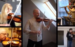 Muzycy Filharmonii Bałtyckiej grają Vivaldiego online