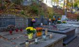 Cmentarze w Gdyni zamknięte na święta
