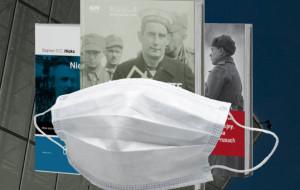 Maseczki i książki od Muzeum II WŚ dla mieszkańców Gdańska