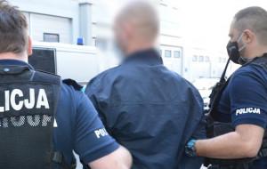 Policja zatrzymała mężczyznę podejrzewanego o stalking