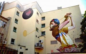 Spacer szlakiem trójmiejskich murali