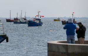 Rybacy rekreacyjni rozpoczęli protest