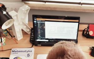 13-latek włamał się na e-lekcję i zwyzywał uczniów