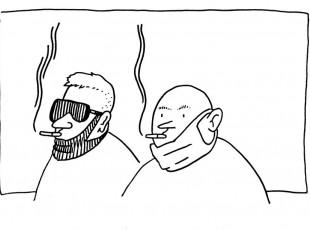 Pandemia okiem trójmiejskich rysowników