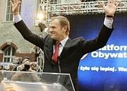 Wybory: zdecydowane zwycięstwo PO