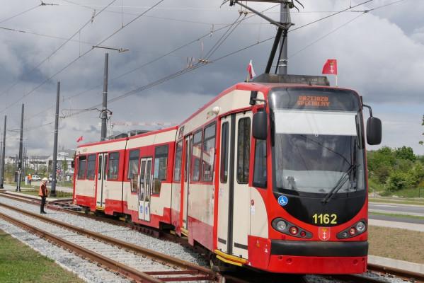 30 czerwca tramwaje pojadą na al. Adamowicza i na Stogi