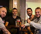 Znani piłkarze otworzyli lokal w Sopocie